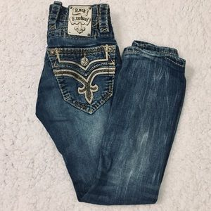 Rock Revival Terrell Slim Straight Jeans 27